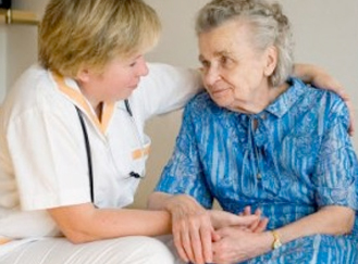Care for the elderly in 'calamitous decline' and putting pressure on A&Es