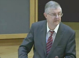 Mark Drakeford on NHS stress from smoking and drinking